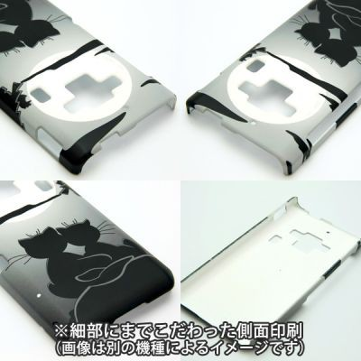 アクオスフォン EX SH-04E ハードケース【横まで印刷 524 No86 マット調】(アクオスフォンEX/SH04E用)