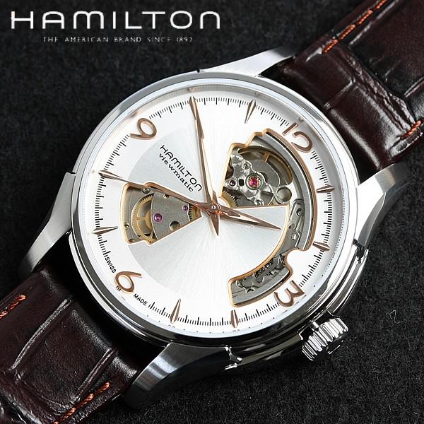 new concept 297e2 902de 【送料無料】ハミルトン ジャズマスター H32565555 腕時計 メンズ ブランド ランキング ウォッチ MEN'S 自動巻き|au  Wowma!(ワウマ)