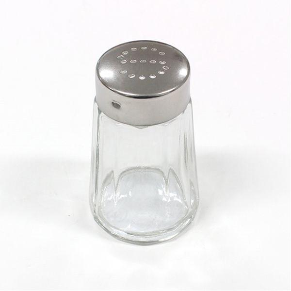 塩入れ ガラス製