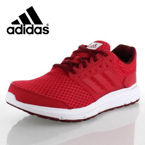 adidasスニーカー赤