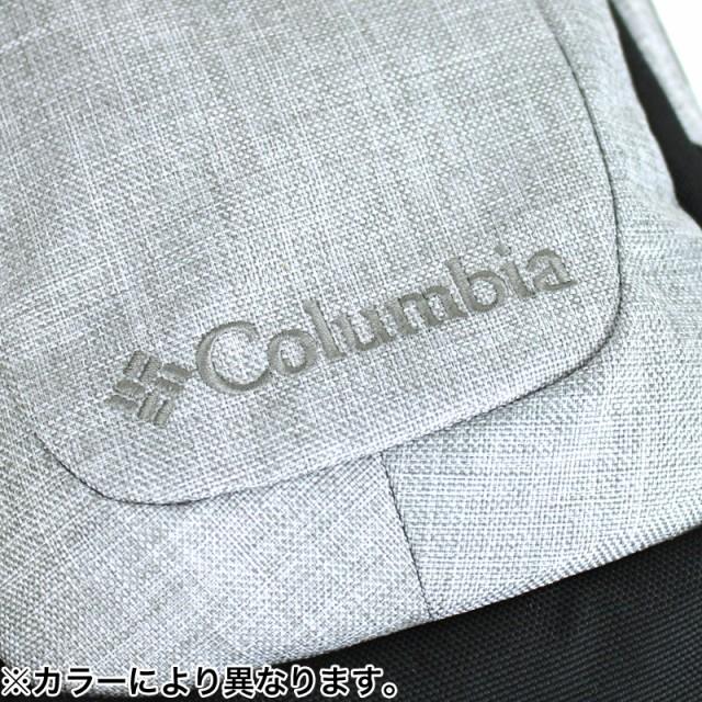 Columbia(コロンビア) ボディバッグ ワンショルダーバッグ 斜め掛けバッグ 撥水 PU8207 メンズ レディース 送料無料