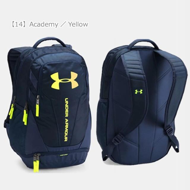 アンダーアーマー リュックサック メンズ レディース UNDER ARMOUR HUSTLE 3.0 BACKPACK スポーツバッグ バックパック