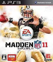マッデン NFL 11 (英語版) PS3 ソフト BLJM-60259 / 中古 ゲーム