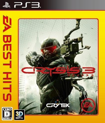 クライシス3 EA BEST HITS PS3 ソフト BLJM-61143 / 中古 ゲーム