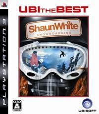 ショーン ホワイト スノーボード 『廉価版』 PS3 ソフト BLJM-60184 / 中古 ゲーム