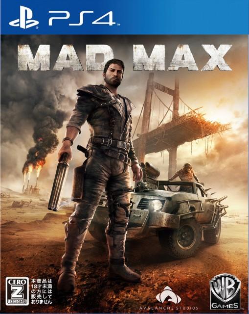 マッドマックス (CERO区分_Z) PS4 ソフト PLJM-84025 / 中古 ゲーム