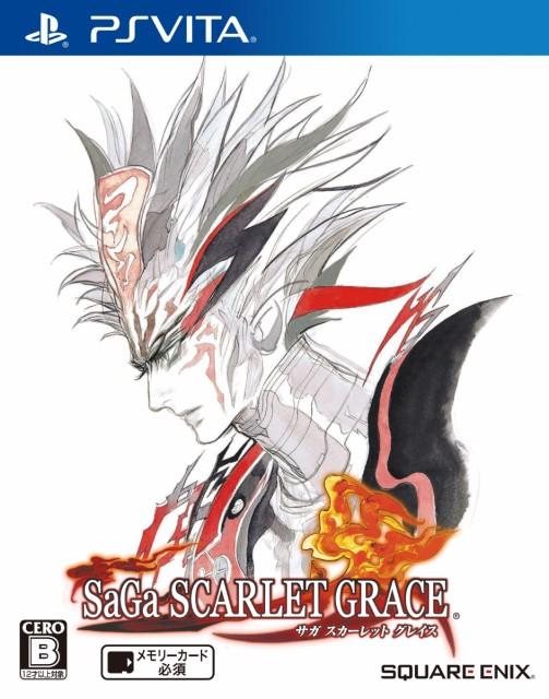 サガ スカーレット グレイス 【PS Vita】【ソフト】【新品】【新品ゲーム】 VLMJ-35420