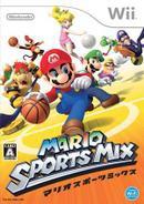 マリオスポーツミックス Wii ソフト RVL-P-RMKJ / 中古 ゲーム