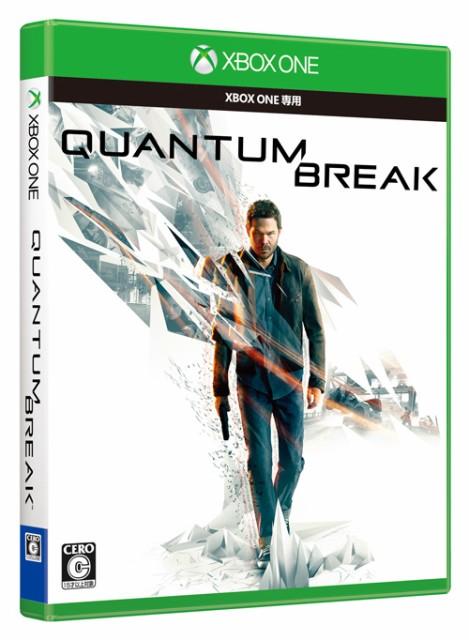 Quantum Break (クアンタムブレイク) XBox One ソフト U5T-00009 / 中古 ゲーム
