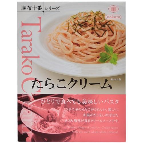 nakato 麻布十番シリーズ たらこクリーム 110g
