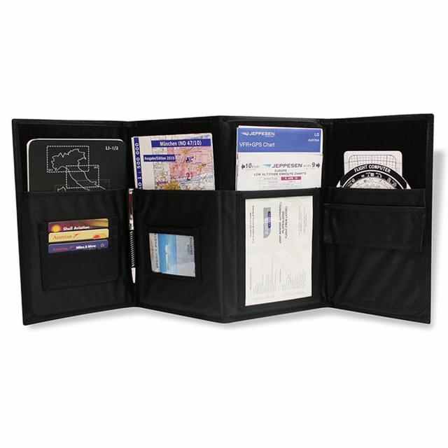 デザイン4パイロッツ DESIGN 4 PILOTS カードケース チャートケース ブラック CHART ORGANIZER パイロットグッズ メンズ