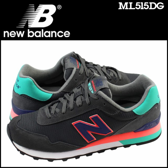 ニューバランス new balance スニーカー ML515DG Dワイズ メンズ グレーの通販はWowma!(ワウマ) -  スニークオンラインショップ|商品ロットナンバー:215112459