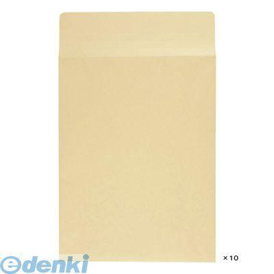 壽堂紙製品工業 [10048] 角0クラフト角底マチ付封筒