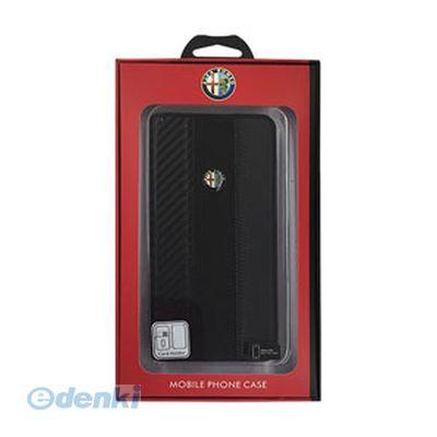 【個数:1個】「直送」【代引不可・同梱不可】[AR-SSHFCIP6P-4C/D5-BK]Alfa Romeo 公式ライセンス品 High Quality Carbon Synthettic L