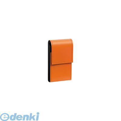 リヒトラブ(LIHIT LAB.) [D1080-4] LEATHER IMAGE カードケース4橙 4903419818227