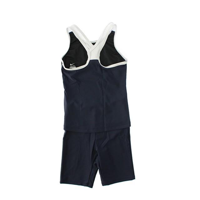 ナイキ ガールズ カラーブロックセパレーツ (1981703) ジュニア(キッズ・子供) 水泳 スクール水着 NIKE