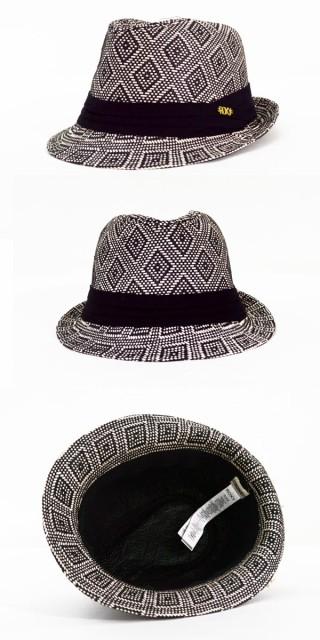 Roxy ロキシー帽子中折れハット ハット帽