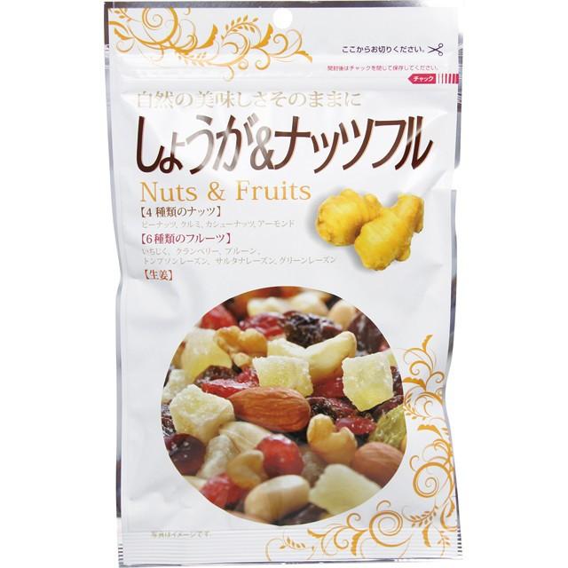 味源 生姜&ナッツフル 150g