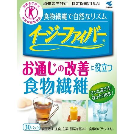 小林製薬特定保険用食品イージーファイバー30パック【3個セット】