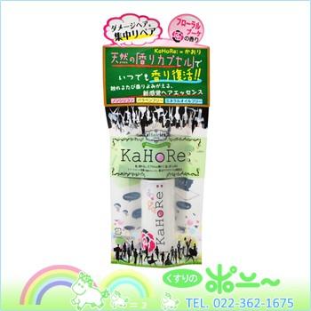 KaHoRe:(かおり) ヘアエッセンス フローラルブーケの香り 30g【加美乃素本舗】【4987046120175】