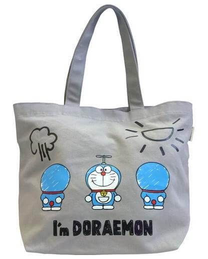 ドラえもん I'm Doraemon トートバッグ(セイレツ) 映画 グッズ プレゼント映画 グッズ プレゼント