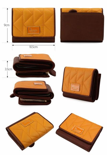 カナナプロジェクト Kanana project 3つ折り財布 財布 三つ折り財布 財布キルティングウォレット 34422