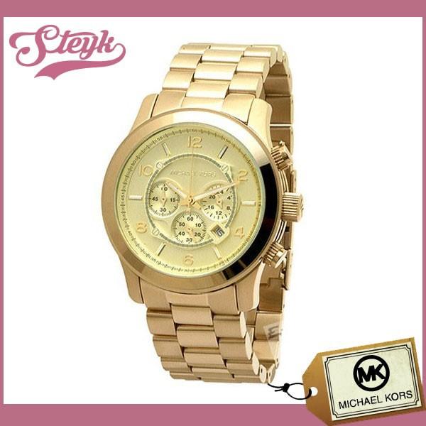 9b1d5ab34cb2 Michael Kors マイケルコース 腕時計 MK8077 アナログ メンズの通販は ...
