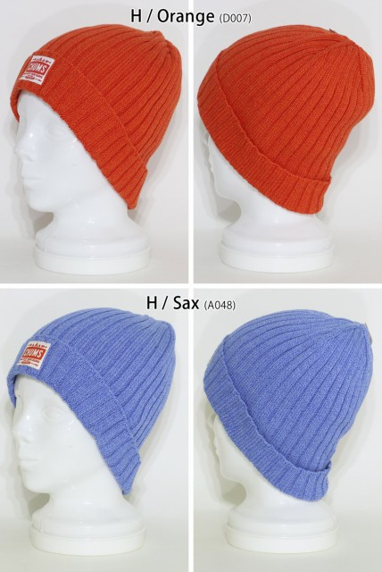 CHUMS チャムス ニット帽 HWYC COTTON WATCH ビーニー 帽子 アクセサリー CH05-1093
