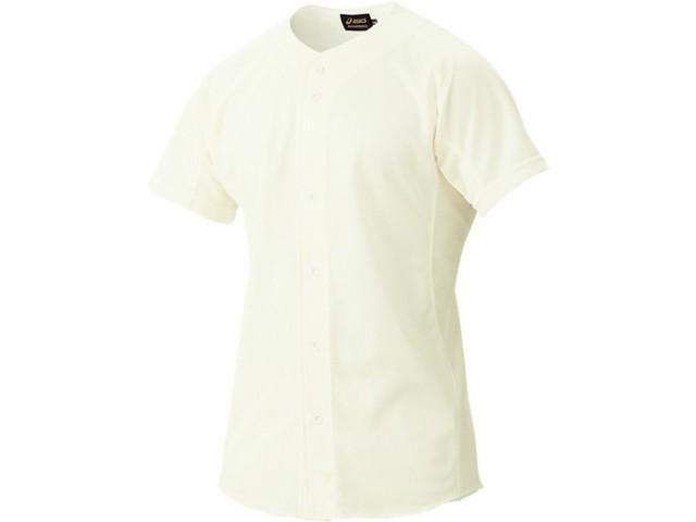 アシックスベースボール(asics/野球) ゴールドステージ スクールゲームシャツ BAS001-02