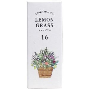 【生活の木 エッセンシャルオイル 16 レモングラス 5ml】
