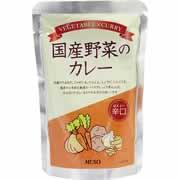 【ムソー 国産野菜のカレー 辛口 200g】