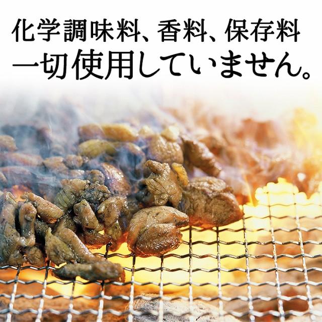 【送料無料】宮崎名物 鶏の炭火焼100g×6 手仕込み+冷凍でなければ出来なかった焼き立てのお店の味 宮崎名物の焼き鳥です。
