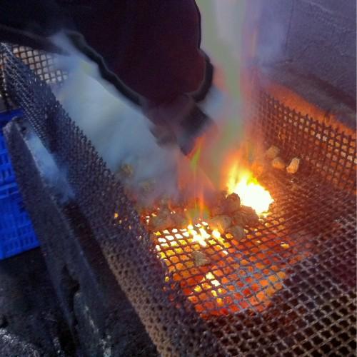 【送料無料】宮崎名物焼き鳥 鶏のスパイス炭火焼50g×2