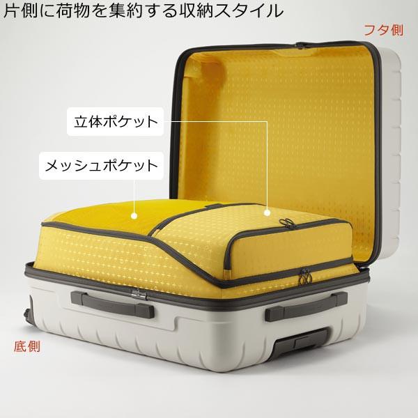 PROTeCA プロテカ 360s (32L) 02711 360度開閉ファスナータイプ スーツケース 機内持ち込み可能 日本製 ACE