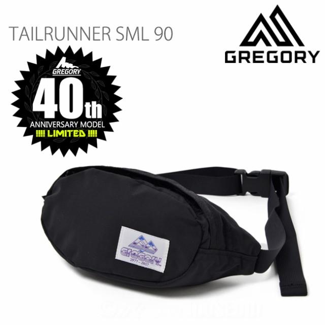 グレゴリー GREGORY テールランナー S90 TAILRUNNER S90 ウエストバッグ ボディバッグ メンズ レディース