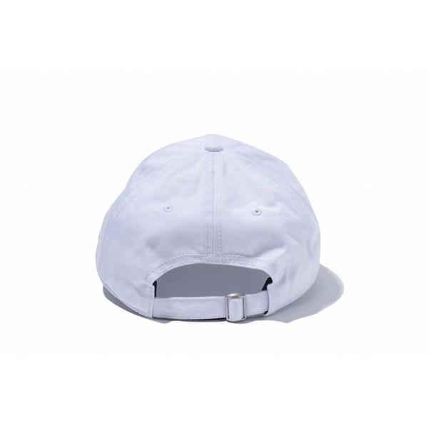 ニューエラ NEWERA 9TWENTY Cloth Strap Washed Cotton ニューヨーク・ヤンキース ホワイト × ブラック