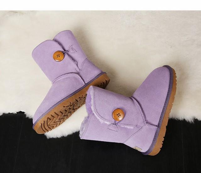 レディースシューズ 靴 ブーツ スノーブーツ ムートンブーツ ファッション 韓国風 カジュアル 半長靴 フラットソール 冬 モコモコ
