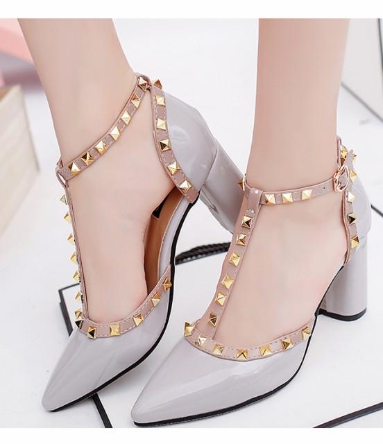 レディース 女性靴 パンプス ハイヒール ピンヒール プレーン ファッション お洒落 通勤 脚長効果 キャバ嬢 セクシー