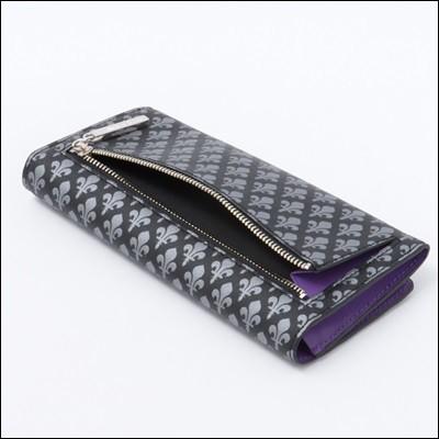 メタリックキングス ネイビー パトリックコックス パトリックコックス PATRICK COX 折財布 正規品