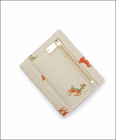 d09a57cbc6cc russet ラシット 正規品 Simple Mini Wallet 通販 ミニ財布 二つ折財布 ...