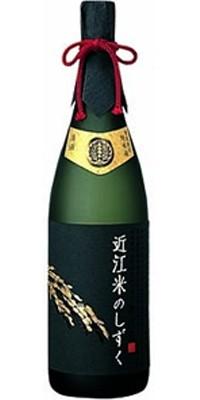 御代栄 近江米のしずく 純米吟醸1.8L [1800ml] 【一升瓶】[長S]