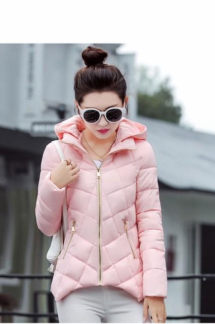 レディース服 女性 大人 冬服 コート アウター ダウンコート ダウンジャケット 無地 カラバリ ショート丈 動きやすい 厚手 防寒