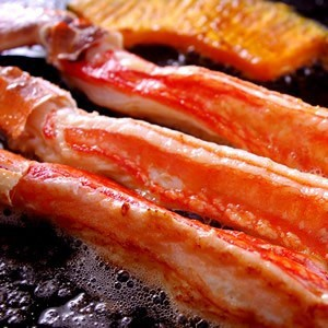 かにしゃぶ かに ポーション L 3kg 生ずわいがに むき身 蟹足 かに鍋