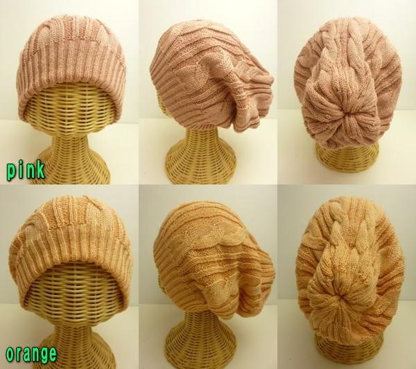 ケーブル編みニットワッチ<2color・日本製・手洗い可>【送料無料】(ニット帽子、キャップ、ハット、ファッション小物)