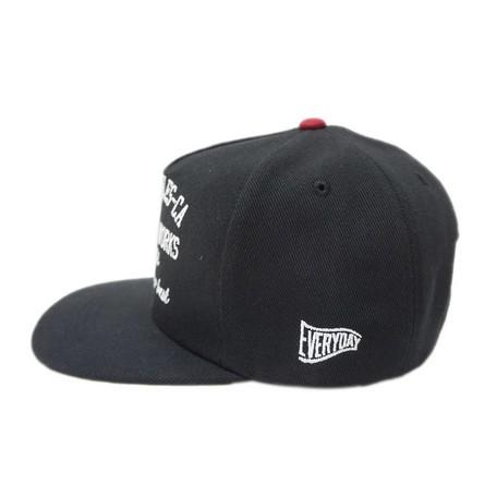 帽子 キャップ メンズ BBキャップ ヘビーツイル ロゴ 刺繍 PENNANTBANNERS (PB007) 【送料無料】 (帽子、ファッシ