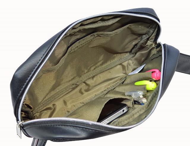 SAXON カジュアルシリーズ #0519400 ボディバッグ【送料無料】(ボディバッグ、リュックサック、ショルダーバッグ、カバン、かばん、鞄