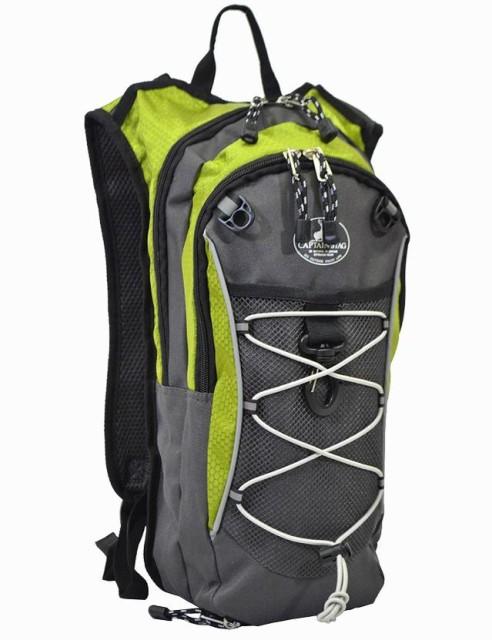 CAPTAIN STAG ハニカムリップスポーツシリーズ #1209 サイクルパック【送料無料】(デイパック、リュックサック、スポーツバッグ、鞄