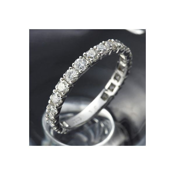 人気満点 プラチナPt900 ダイヤリング 指輪 1ctエタニティリング 8号 (鑑別書付き) 送料無料!, シューズショップ KONI KONI d5f7341e