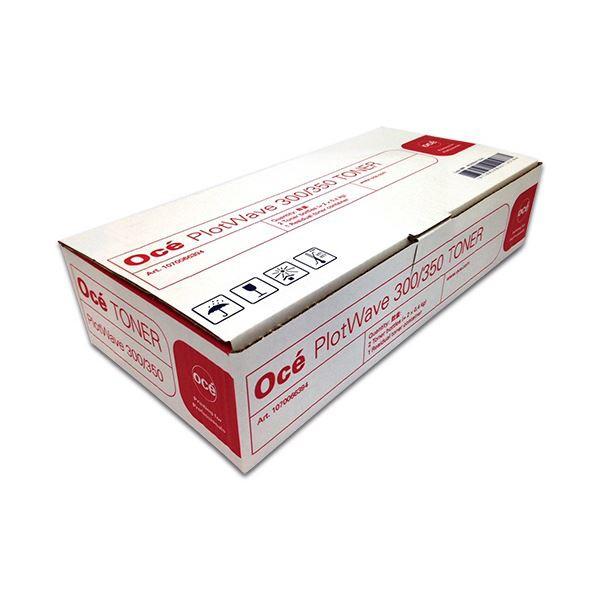超特価激安 PW3035TK2 送料無料! 1セット オセPW300/350トナーキット(トナー400g×2本、廃トナーボトル×1本)-プリンター・インク