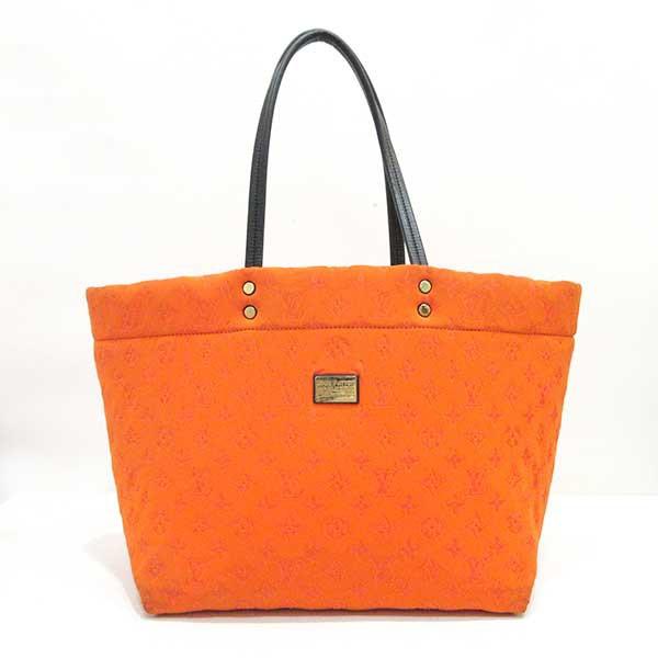 本店は ルイヴィトン スキューバMM オランジュ オレンジ 橙 トートバッグ クルーズライン マイクロファイバー×レザー M92803 LOUISVUITTON, 兵庫県 2b564aed